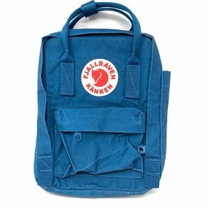 P4 Fjallraven Unisex Kanken Mini Everyday Backpack